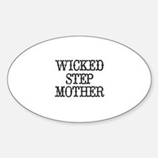 Wicked Step Mother Decal