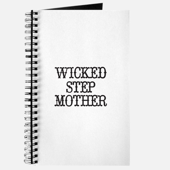 Wicked Step Mother Journal