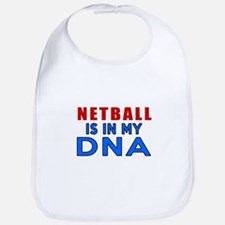 Netball Is In My DNA Bib