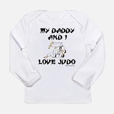 JUDOlovedaddy Long Sleeve T-Shirt