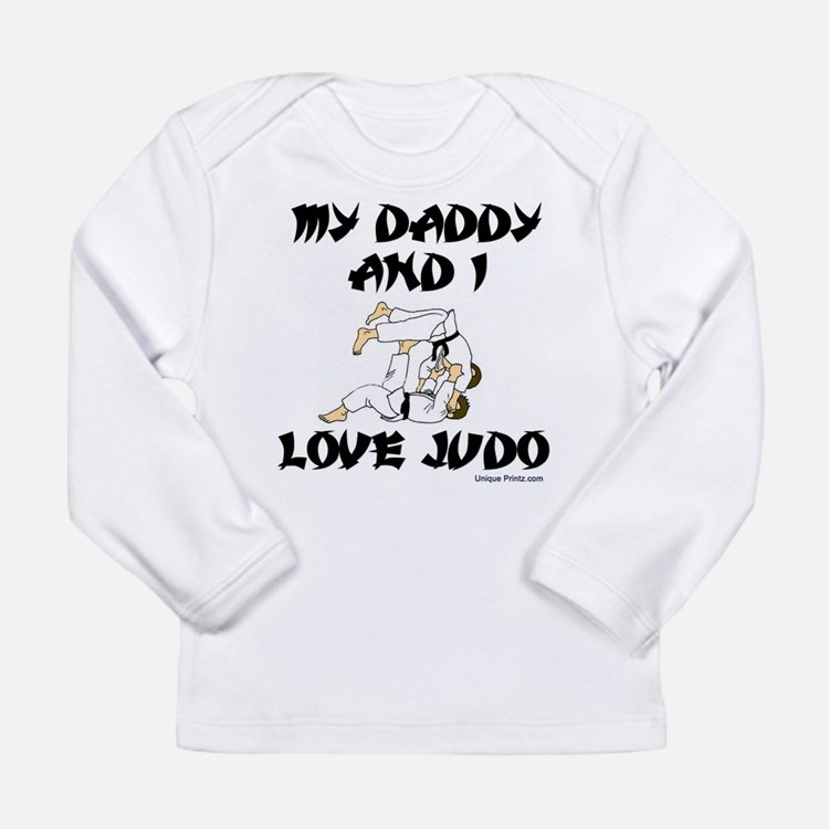 JUDOlovedaddy Long Sleeve T-Shirt