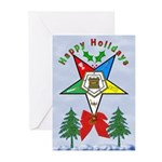 OES Holiday Greeting Cards (Pk of 20)