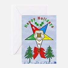 OES Holiday Greeting Card