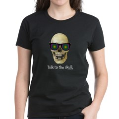Talk to the Skull Tee