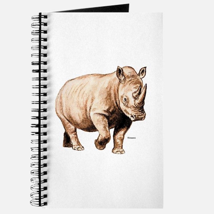Rhino Rhinoceros Journal