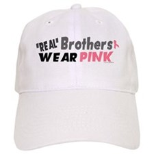 """Real"" Brothers Wear Pink 1 Hat"