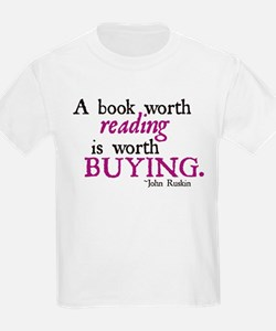 A Book Worth Reading... T-Shirt