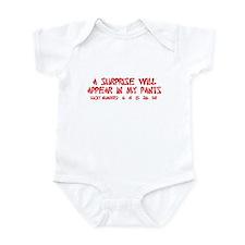 Surprise! Infant Bodysuit
