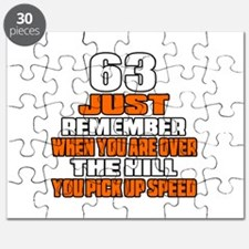 63 Just Remember Birthday Designs Puzzle