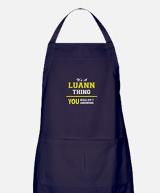 LUANN thing, you wouldn't understand Apron (dark)