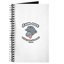 Jam out with your clam out Journal
