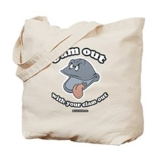 Jam out with your clam out Tote Bag