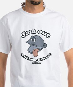 Jam out with your clam out Shirt