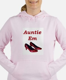 Cute Dorothy Women's Hooded Sweatshirt