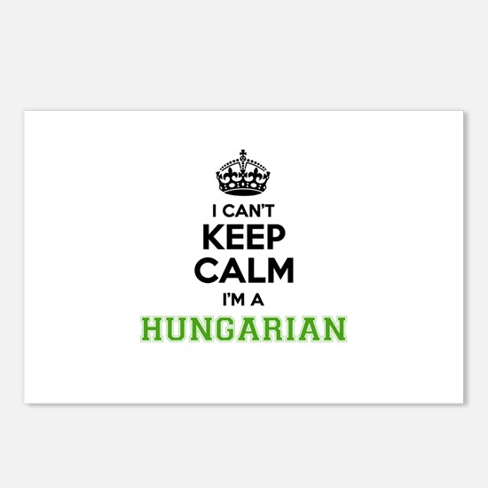 Hungarian I cant keeep ca Postcards (Package of 8)