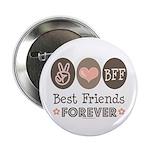 Peace Love BFF Friendship 2.25