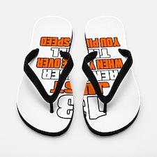 13 Just Remember Birthday Designs Flip Flops