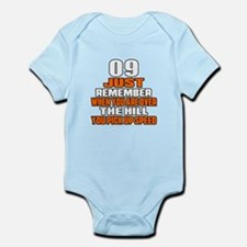 09 Just Remember Birthday Designs Onesie