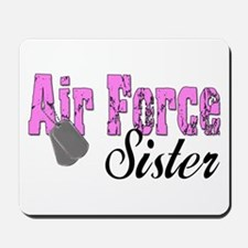 Air Force Sister Mousepad