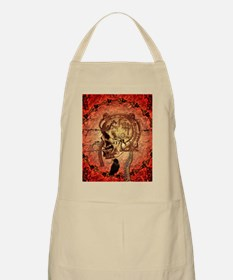 Awesome skull Apron