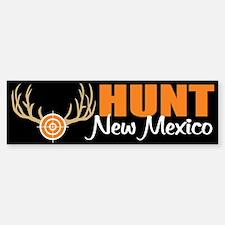 Hunt New Mexico Bumper Bumper Bumper Sticker
