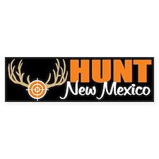 Hunt New Mexico Bumper Bumper Sticker