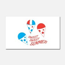 Sweet Summer Car Magnet 20 x 12