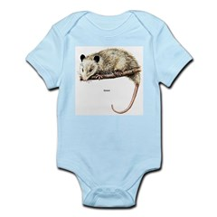 Opossum Possum Infant Creeper