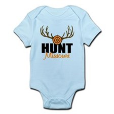 HUnt Missouri Infant Bodysuit