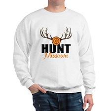 HUnt Missouri Sweatshirt
