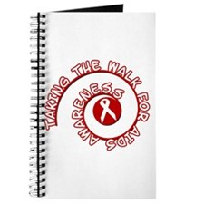Taking The Walk for AIDS Awareness Journal