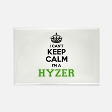 HYZER I cant keeep calm Magnets