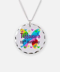 PERSONALIZED 12TH Necklace