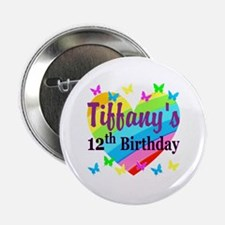 "PERSONALIZED 12TH 2.25"" Button"