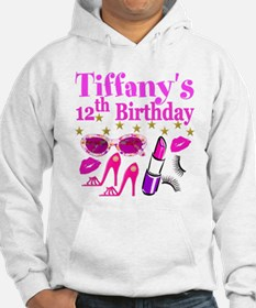 PERSONALIZED 12TH Hoodie