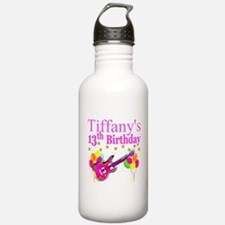 PERSONALIZED 13TH Water Bottle