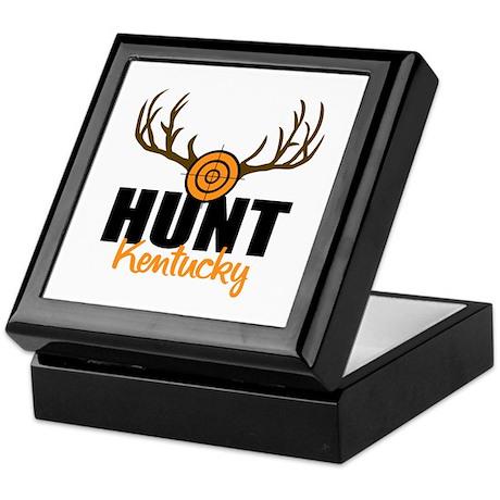 Hunt Kentucky Keepsake Box
