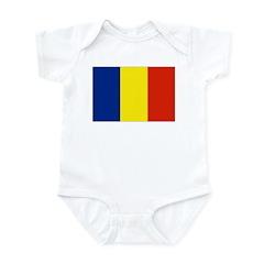 Romania Infant Bodysuit