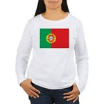 Portugal Women's Long Sleeve T-Shirt