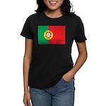 Portugal Women's Dark T-Shirt