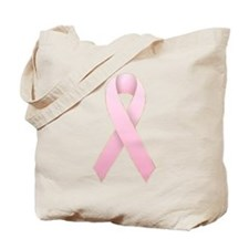 Pink Ribbon 1 Tote Bag