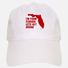FUNNY FLORIDA SHIRT FLORIDA S Baseball Baseball Cap