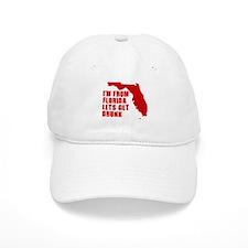 FUNNY FLORIDA SHIRT FLORIDA S Baseball Cap