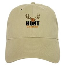 Hunt Connecticut Baseball Cap