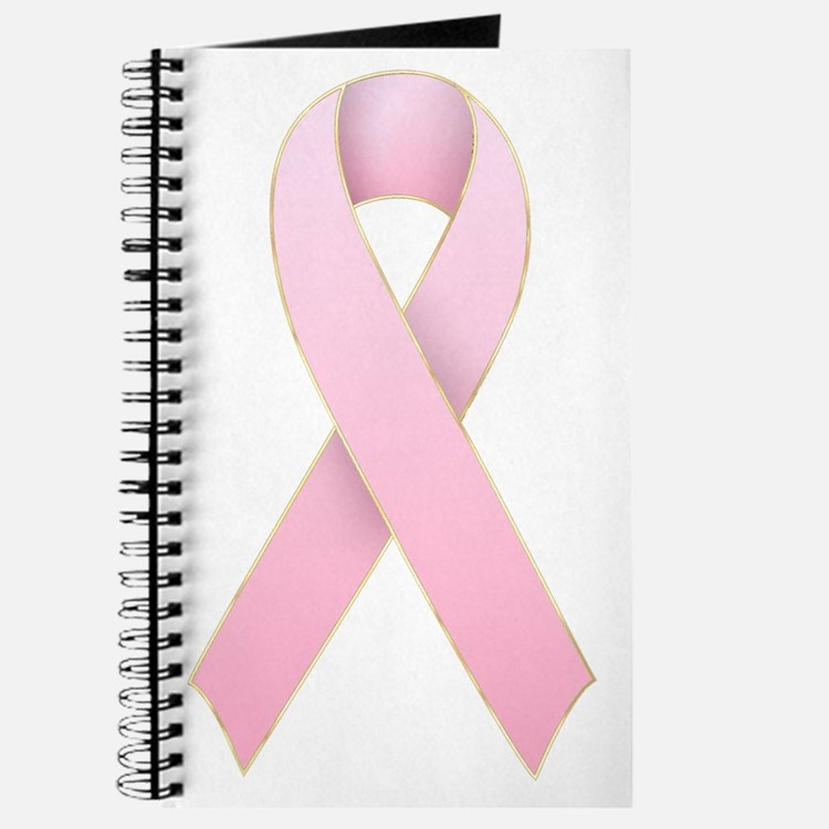 Pink Ribbon 1 Journal