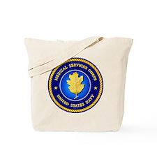 USN Medical Services Tote Bag