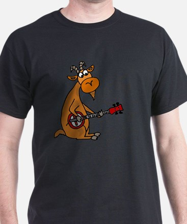 Cute Cartoon goat T-Shirt