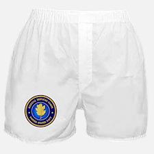 Navy Medical Services Boxer Shorts