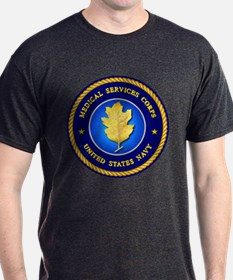Navy Medical Services T-Shirt