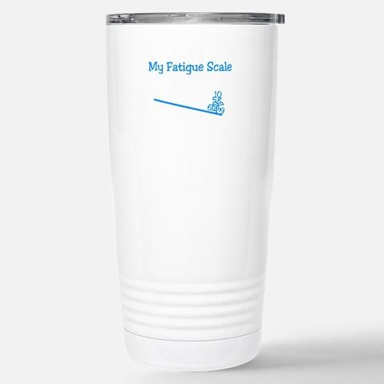 My Fatigue Scale Travel Mug